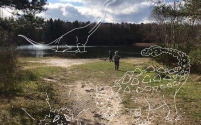 Natureventyr sender børnefamilier på eventyr i den bornholmske natur.