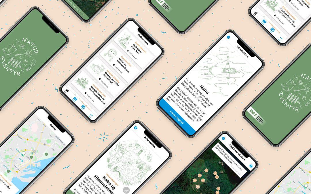 Natureventyr søger testere til UX Challenge